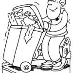 رنگ آمیزی بازیافت (پسماند) بهداشتی ها
