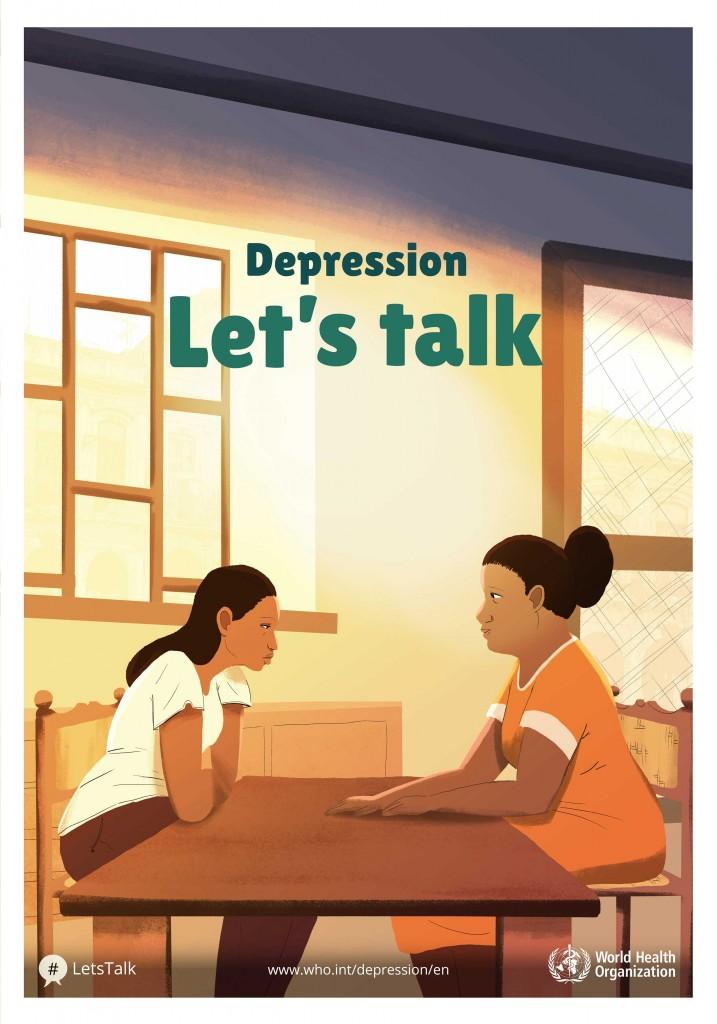پوستر افسردگی در آمریکا